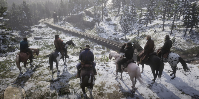 Red Dead Redemption 2: PC-Version in Companion App angedeutet