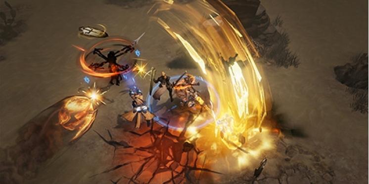 Diablo Immortal Ist Weiterhin Ein Sehr Aufgeregt Diskutiertes Thema Quelle Blizzard