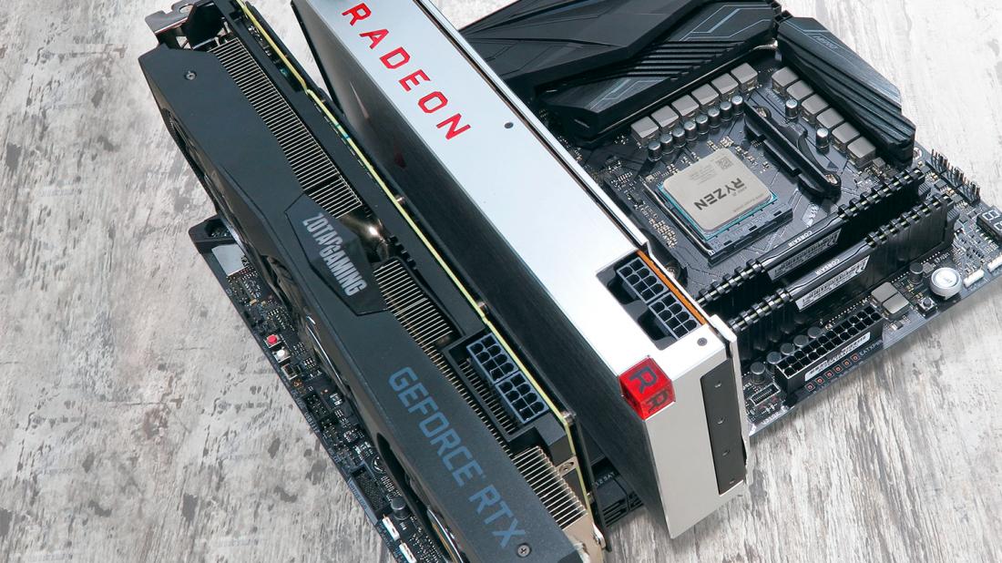 PLUS] Radeon oder Geforce: Die beste Grafikkarte für den