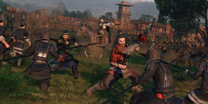 Aktuelle Steam-Charts: Total War: Three Kingdoms schlägt Mordhau