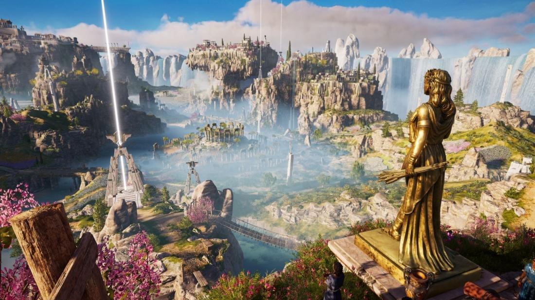 Assassin's Creed Odyssey auf der GDC 2019: Auferstanden ...