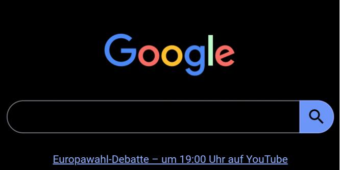 Google Chrome Der Android Browser Erhalt Dark Mode