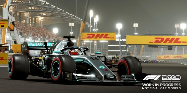 F1 2019: Codemasters Spiel zur Formel 1-Saison im