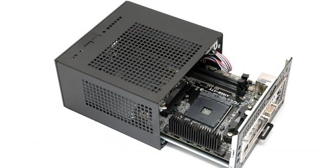 Asrock Deskmini A300: Tagebuch zum 1,9-Liter-PC mit AMD-APU