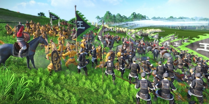 Total War: Three Kingdoms: Mod-Support mittels Steam angekündigt