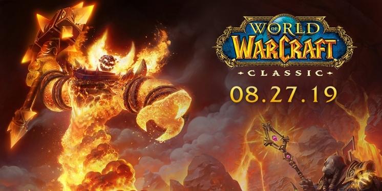 World Of Warcraft Classic Release Am 27 August Beta Test Beginnt