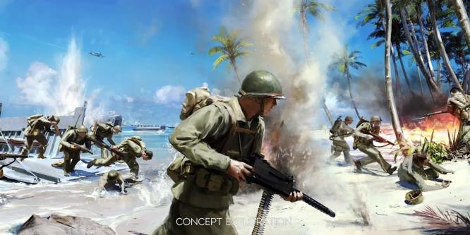 Battlefield 5: Neue Pazifik-Maps und neue Fraktionen für 2019 ... on