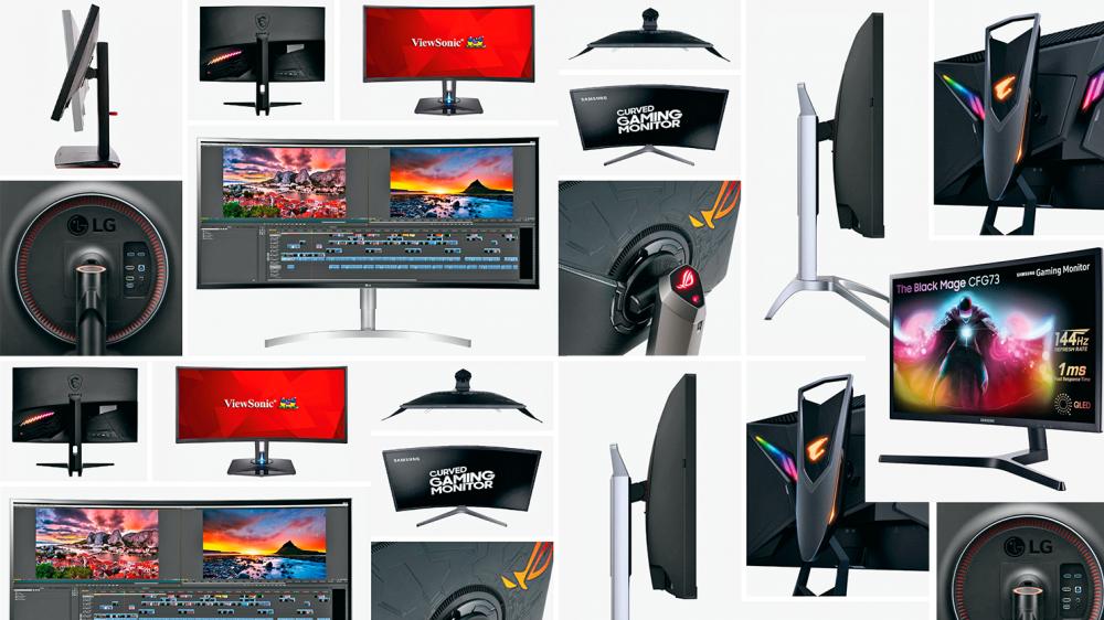 PLUS] Die 20 besten Gaming-Monitore im Test: Full HD, WQHD, UHD und