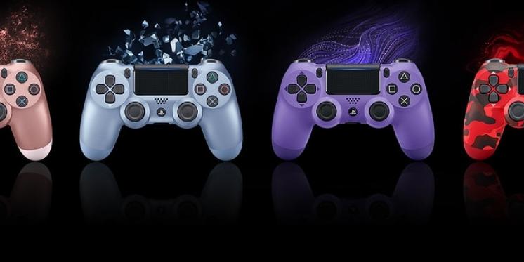 Ps4 Controller Farben.Playstation 4 Sony Bringt Vier Neue Controller Farben