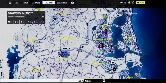 Need For Speed Heat Collectables Map Need For Speed Heat Full