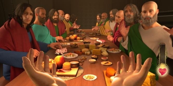 I Am Jesus Christ: Jesus-Simulator erscheint für PC