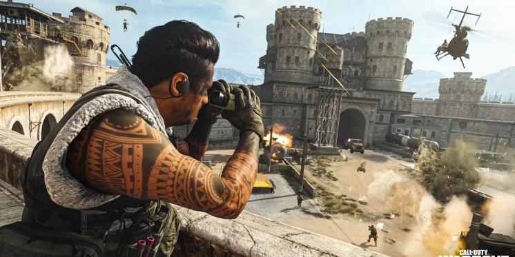 Call of Duty Warzone: Update Season 4 mit Battle Royale für 200 Spieler verfügbar (1)