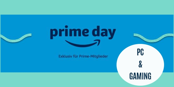 Amazon Prime Day 2020 Die Besten Deals Fur Pc Und Gaming Nintendo Switch Ps4 Pc Spiele Monitore