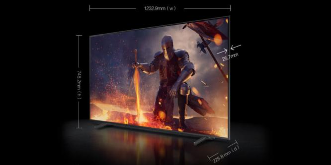 Samsung Qx2 Gaming Tv Vereint Qled 120 Hz Freesync Premium Und Ein Schmales Gehause