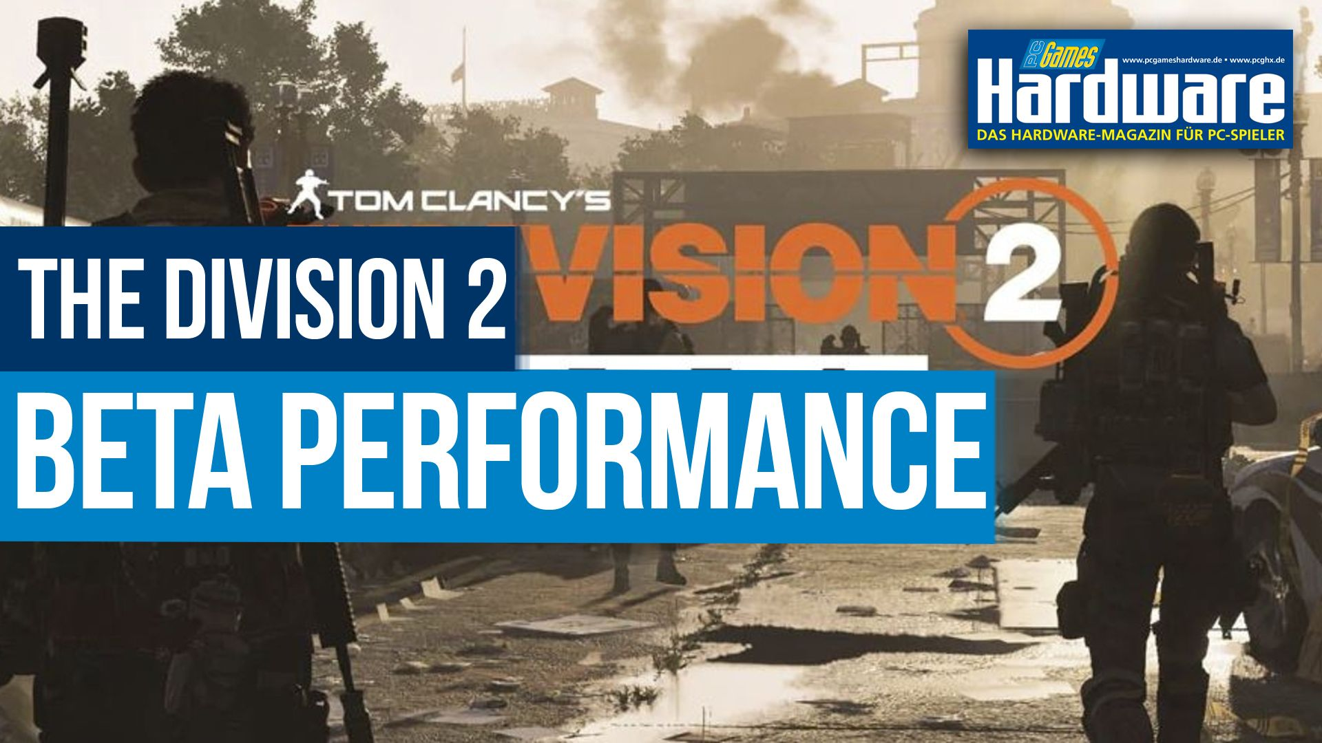 The Division 2: Performance der Private Beta